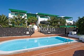 Klein appartementencomplex Golf y Mar Lanzarote