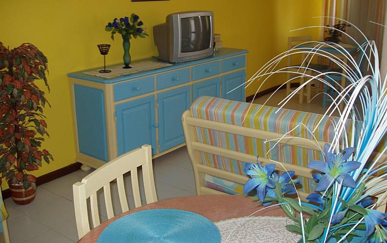 Mágnificos Sala Algarve-Faro Albufeira Apartamento - Sala