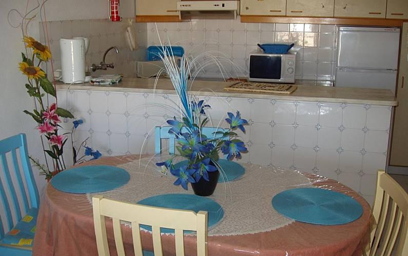 Mágnificos Cozinha Algarve-Faro Albufeira Apartamento - Cozinha