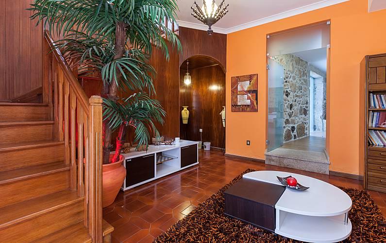 Villa Sala Braga Esposende vivenda - Sala