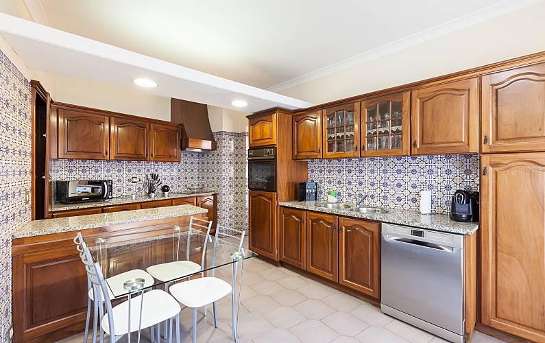 Villa Cozinha Braga Esposende vivenda - Cozinha