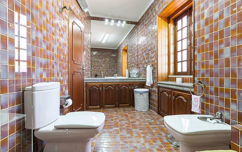 Villa Casa-de-banho Braga Esposende vivenda - Casa-de-banho