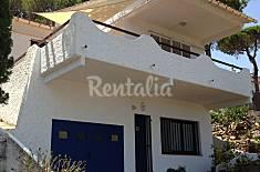 ¡Costa Brava-Pals,Casa alquiler,vistas,500 m playa! Girona/Gerona
