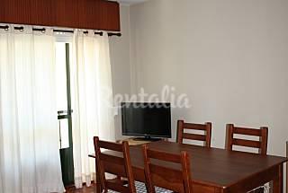 Apartamento para 3-5 personas a 300 m de la playa A Coruña/La Coruña