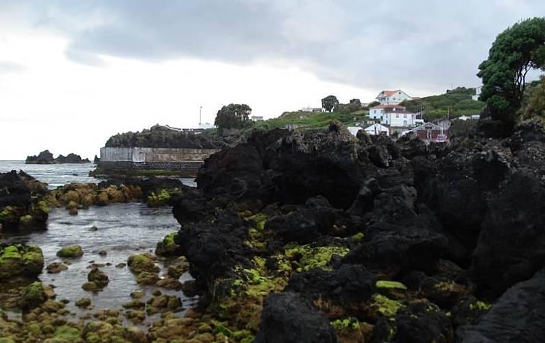 2 Arredores Ilha do Pico Lajes do Pico Casas - Arredores
