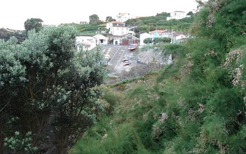 2 Alrededores Pico Lajes do Pico Casas - Alrededores