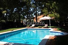 Villa con piscina(13 personas) a 800 m de la playa Tarragona