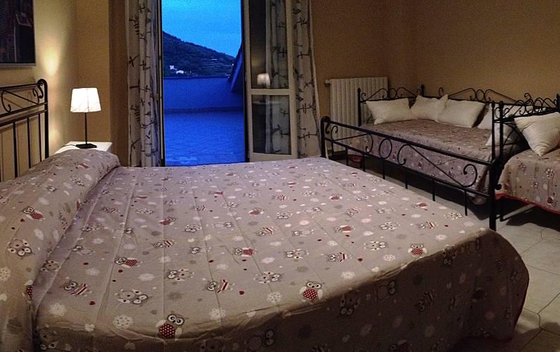 Villa Habitación Salerno Cava de' Tirreni villa - Habitación