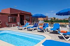 Villa pour 6 personnes avec piscine Fortaventure