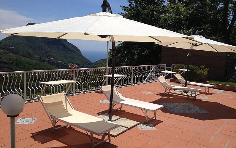 Villa Terraza Salerno Cava de' Tirreni villa - Terraza
