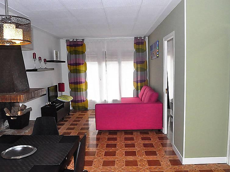 Apartamento en alquiler a 200 m de la playa la fermina - Alquiler de apartamentos en tossa de mar particulares ...