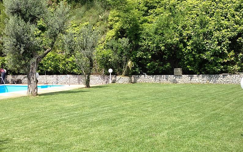 Villa Jardín Salerno Cava de' Tirreni villa - Jardín