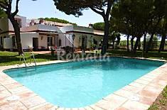 Villa Alboroque, 14 personas en Barrosa, piscina  Cádiz