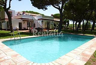 Villa for 14-16 people in Barrosa (la) Cádiz
