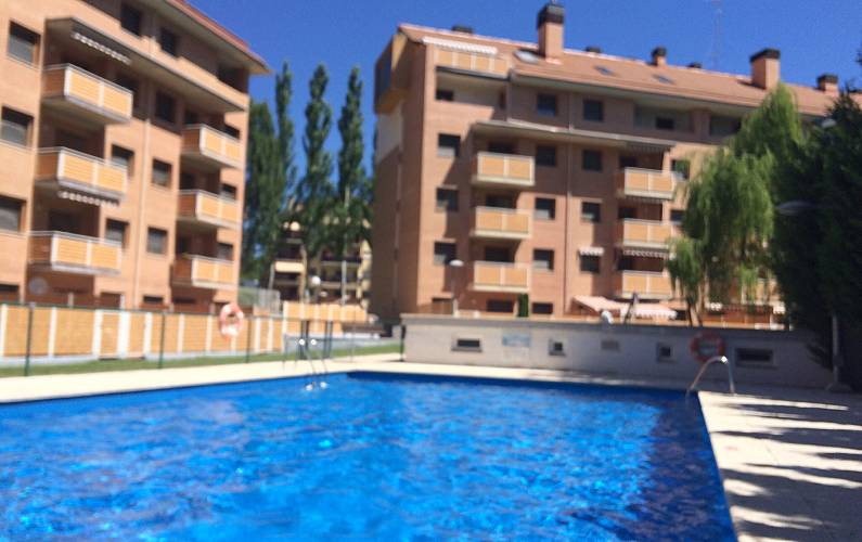 Apartment Swimming pool Huesca Jaca Apartment - Swimming pool