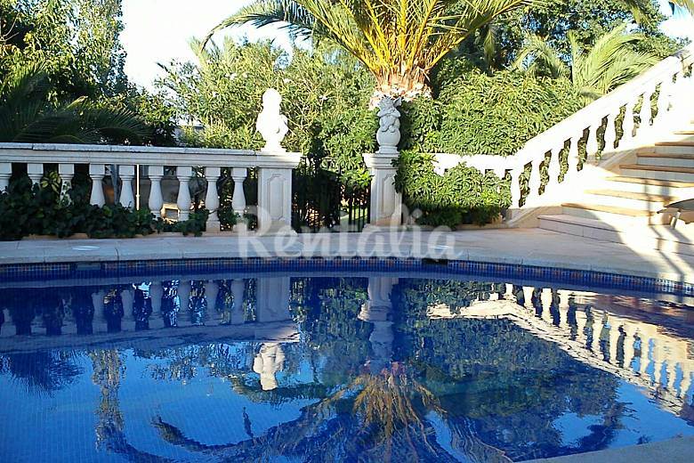 House Swimming pool Majorca Palma de Mallorca House