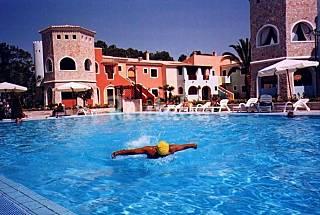 Relaxing holidays in borgo san basilio Matera