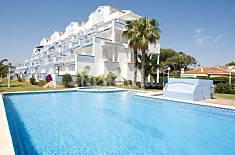 Apartamento para 6 personas en 1a línea de playa Alicante