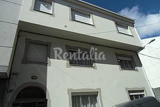 Appartement en location à 150 m de la plage La Corogne