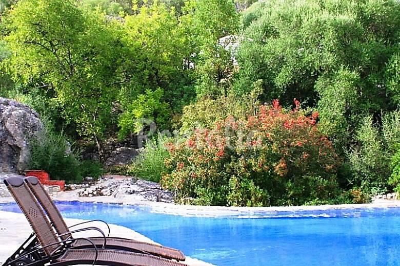 Casa en alquiler con piscina gastor el c diz pueblos for Alquiler casa con piscina cadiz
