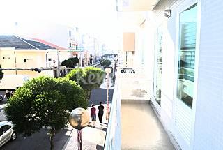 Apartamento para 4-7 pessoas a 100 m da praia Porto