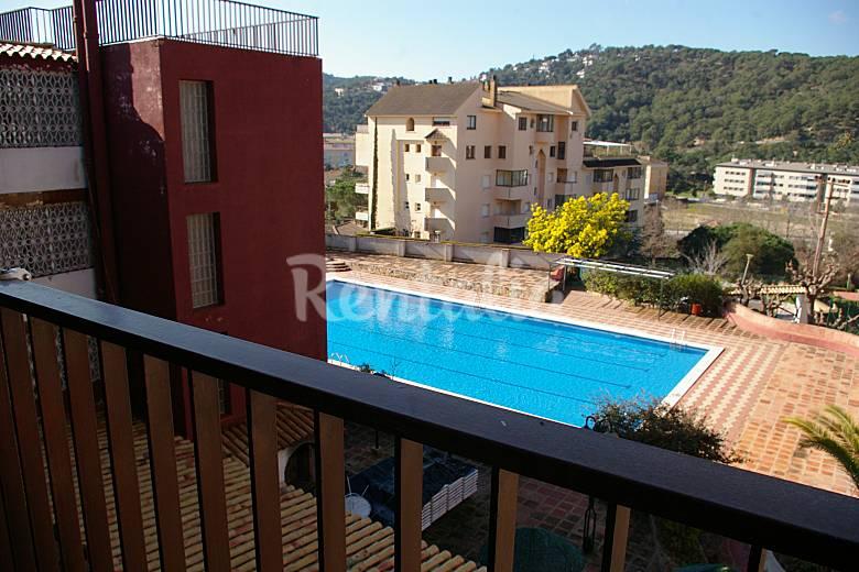 Apartamento en alquiler a 1000 m de la playa tossa de - Alquiler de apartamentos en tossa de mar particulares ...