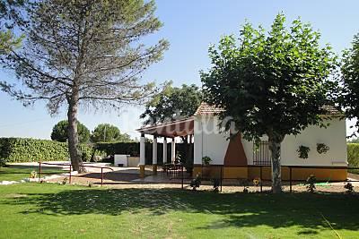 Casa de 3 habitaciones con piscina Cáceres
