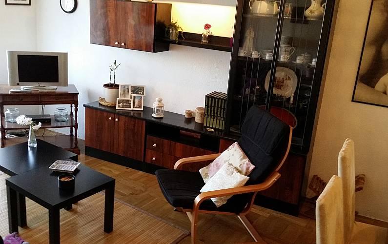 Amplio Salón Valladolid Valladolid Apartamento - Salón