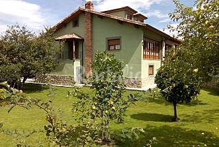 House with 3 bedrooms with private garden Asturias