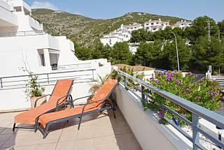 Apartamento,Terraza vistas Mar,Montañas y Piscina Castellón