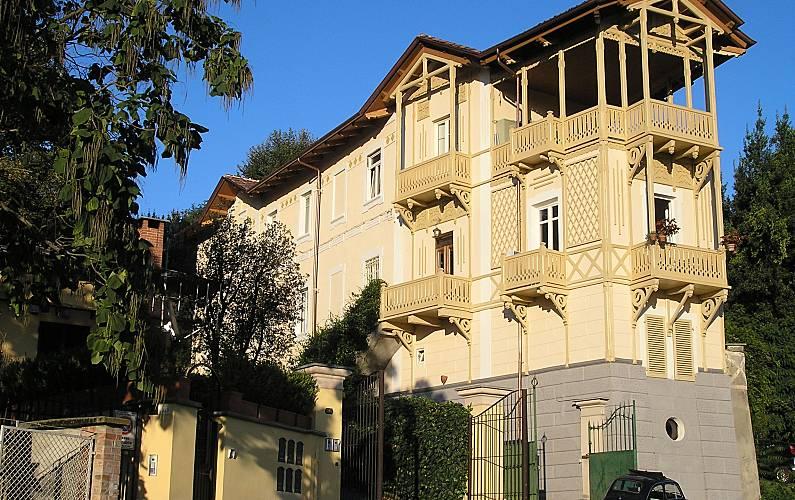 Charme e relax casa d'epoca nel verde collinare Torino