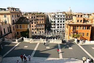 Roma Piazza di spagna historic stay Rome