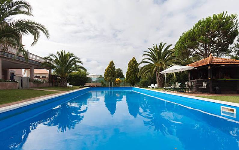 Apartment for rent 5 km from the beach Aveiro - Swimming pool
