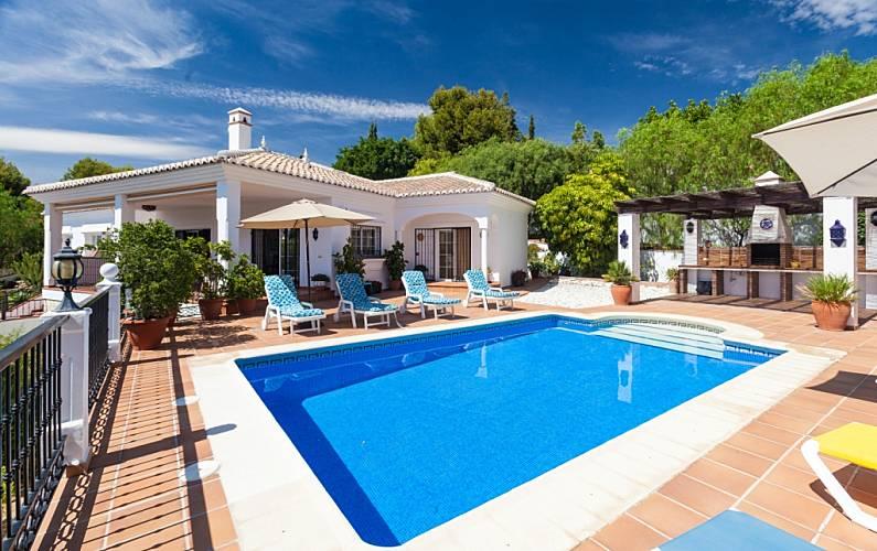 Villa para 8-11 personas a 3 km de la playa - Frigiliana (Málaga) La ...