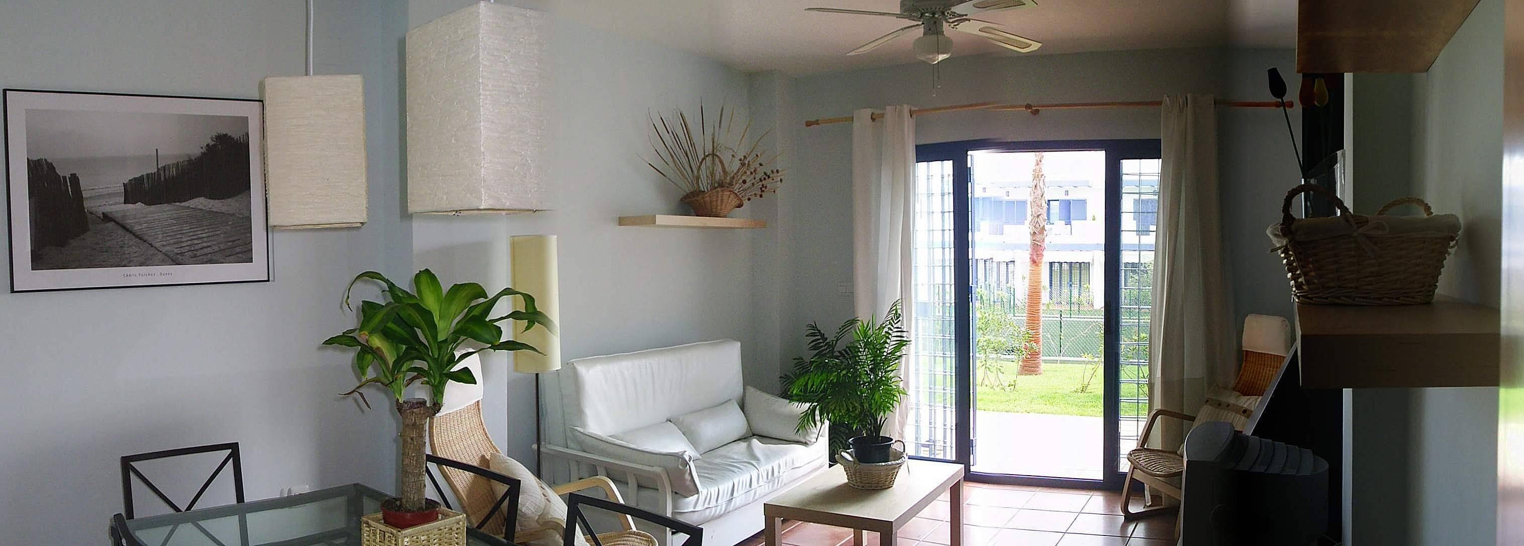Casa para 4 6 pessoas a 900 m da praia islantilla lepe - Rentalia islantilla ...