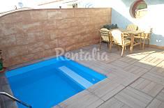 Acogedor apartemento con piscina cerca de la playa Girona/Gerona