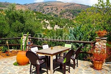 Andalusí-style Terrace Granada Lanjarón Apartment