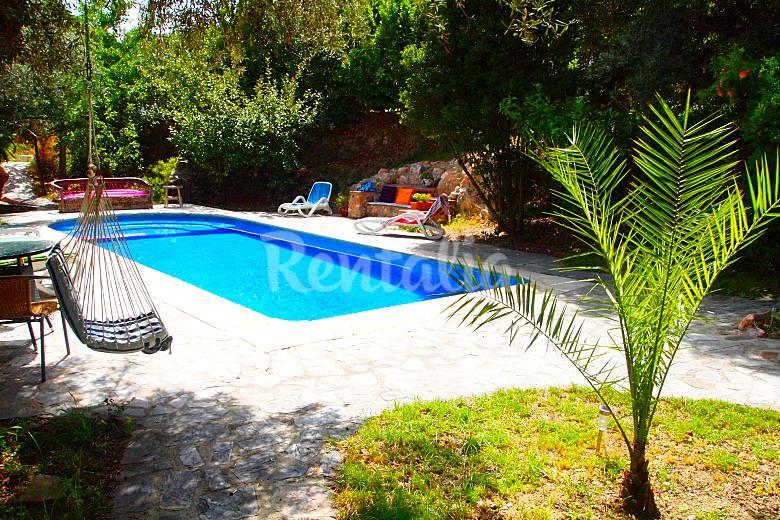 Las Alejas Cottage for 2 people Granada