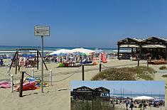 App.to a 20mt da spiaggia; servizi spiaggia incl. Roma