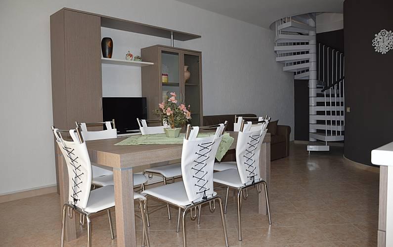 Villa Sala da pranzo Trapani Marsala Ville - Sala da pranzo