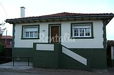 House for rent 5 km from the beach Asturias