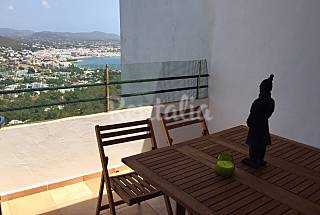 Apartment with 1 bedrooms only 1000 meters from the beach Ibiza
