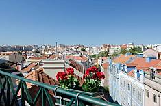 Apartment for 6-9 people in Graça Lisbon