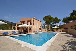 Luxury villa only 800 meters from the beach Ibiza