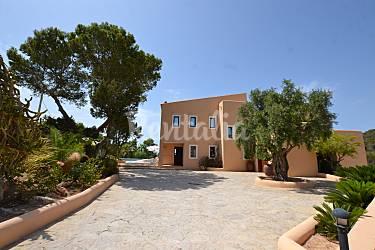 Luxury  Ibiza San José villa