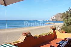 Villa with 5 bedrooms on the beach front line Latina