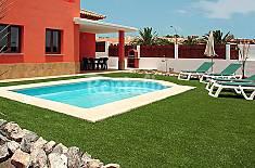 Maison pour 4 personnes avec piscine Fortaventure