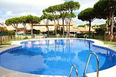 Casa Olympia,piscina 2 habitaciones, 200m la playa Cádiz