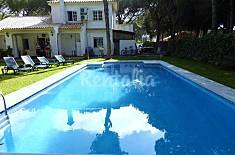Villa Roche,5 dormirtor, piscina 300 m de la playa Cádiz