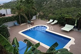Espectacular casa de vacaciones Tarragona